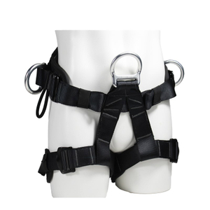 Cheap Price Personal Protective Climbing Safety Belt Half Body Climbing Harness