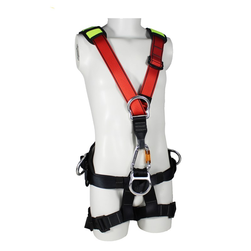 Intop Hot Sale Factory Price Custom Durable Full Body Harness Construction Fall Protection Safety Harness for Wholesale