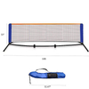 Outdoor durable and portable tennis net tennis practice net with cheap price