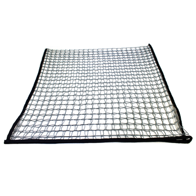 Intop Custom Factory Price Black Polyester Round Hay Bale Net For Animals